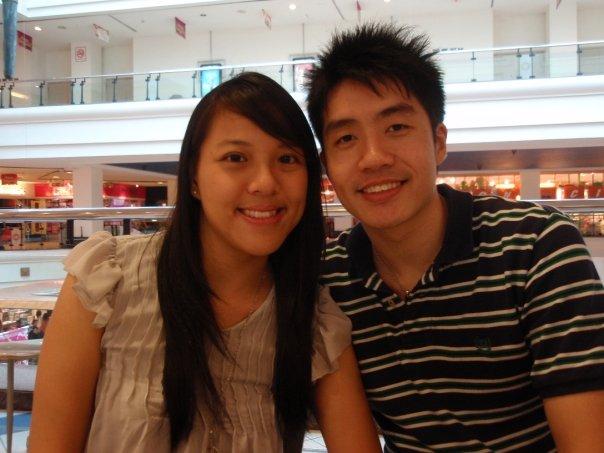 Calvin Woon & Patricia Lin