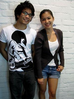 Khai Lee and Xinch