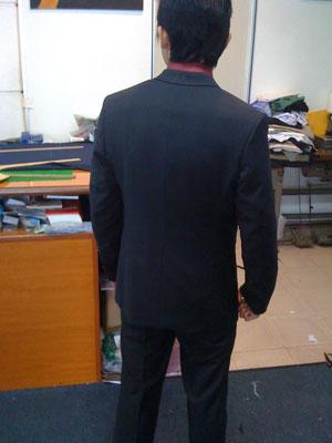 The Back Profile